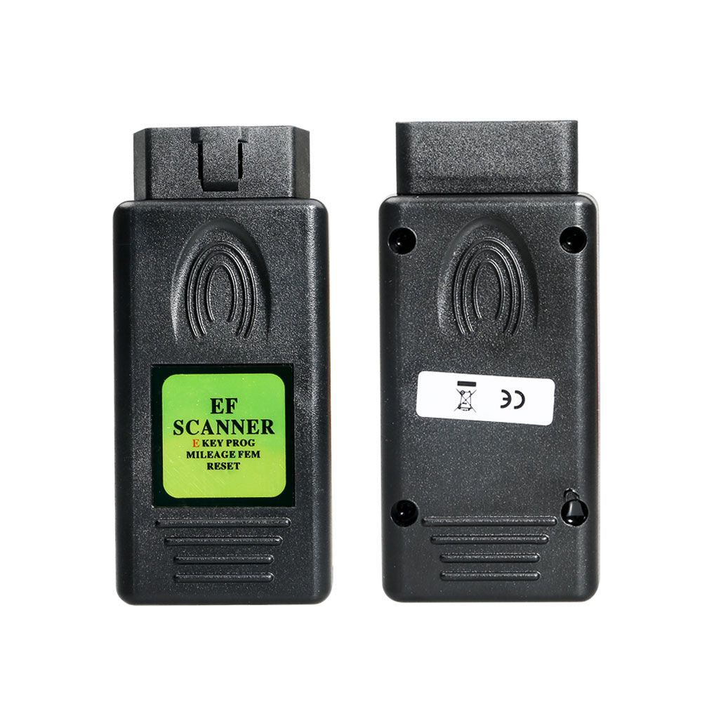 V2018.12 E/F SCANNER II for BMW Diagnostic + Mileage Adjustment