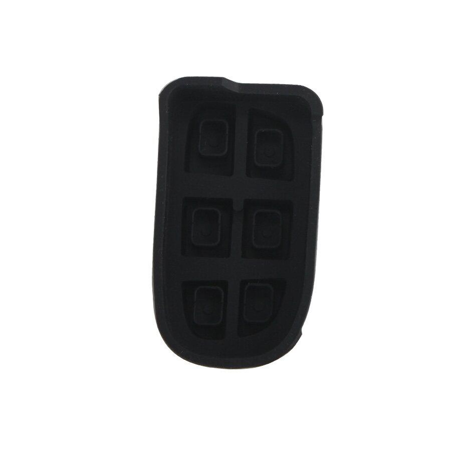 Button Rubber 3+1Button ( Use For Dodge Chrysler Jeep) 5PCS/lot