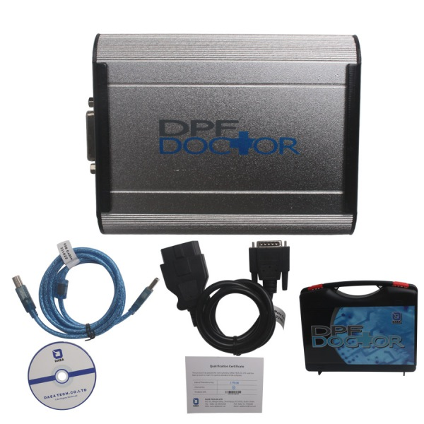 DPF Doctor Diagnostic Tool For Diesel Cars Particulate Filter
