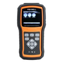Foxwell NT520 Pro Multi-System Scanner Add Mercedes Benz Firmware Update Version of NT510 Free Update Online