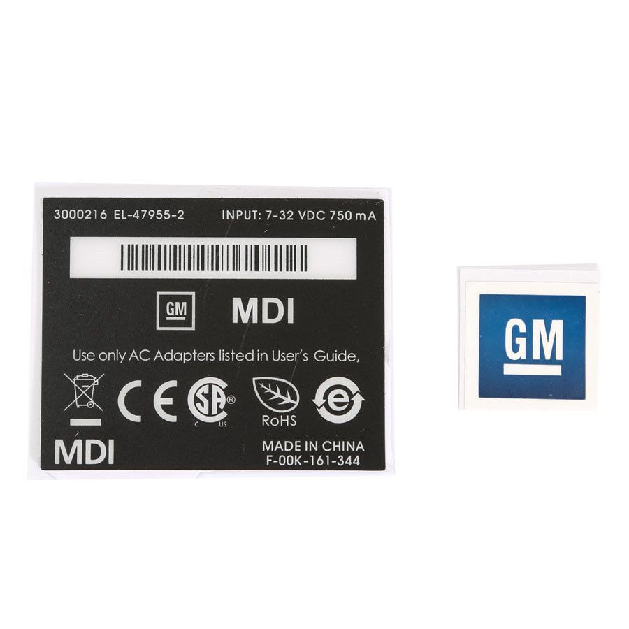 Latest Best Quality GM MDI Multiple Diagnostic Interface with Wifi