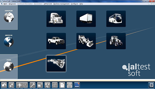 Multibrand Diagnostic Software Common vehicle models 2