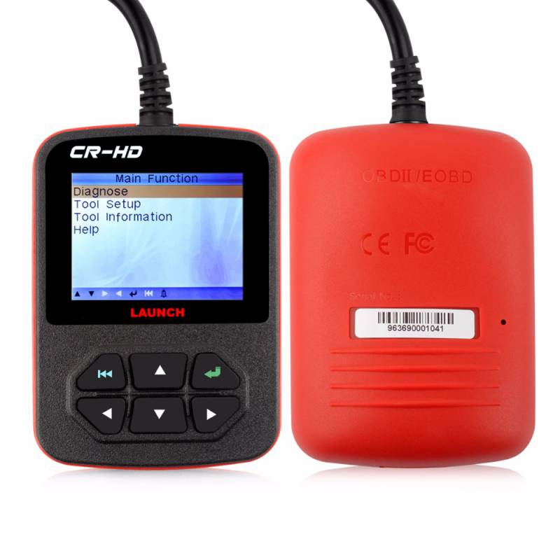 Launch Creader CR-HD Heavy Duty Code Scanner