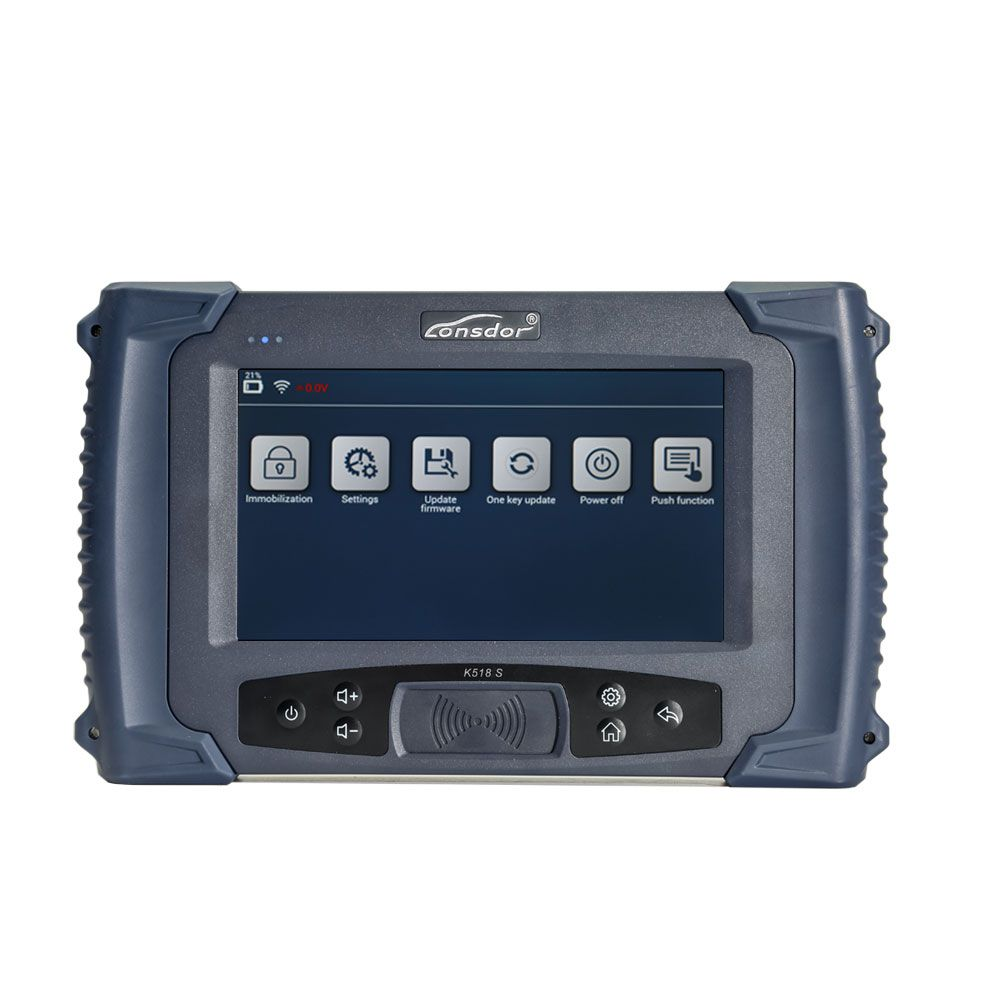 2019 New Arrival LONSDOR K518S Key Programmer Full Version Support Toyota All Key Lost