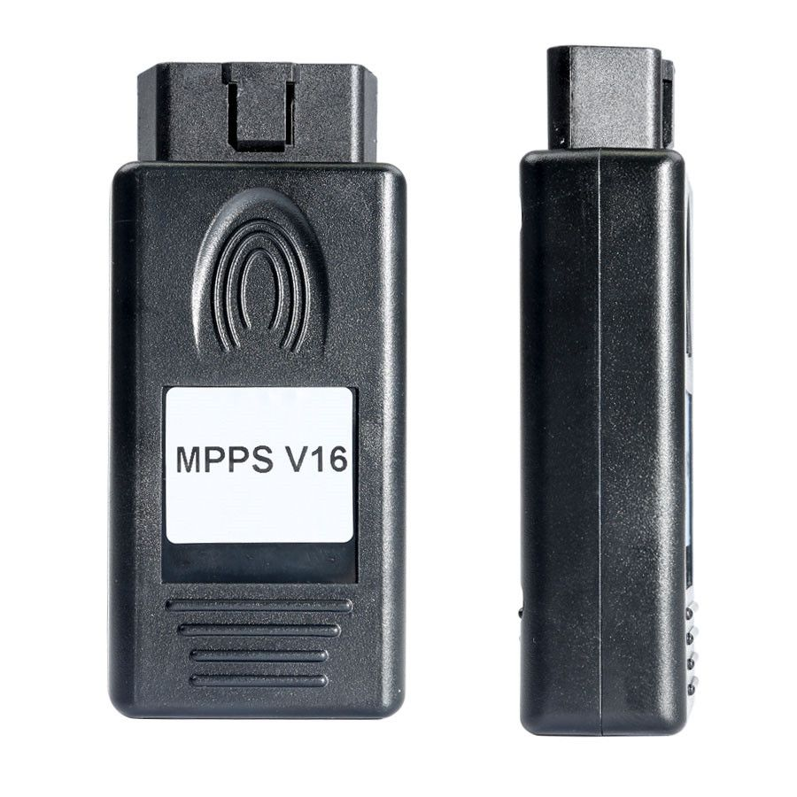 MPPS V16.1.02 ECU Chip Tuning for EDC15 EDC16 EDC17 Inkl CHECKSUM Read And Write Memory