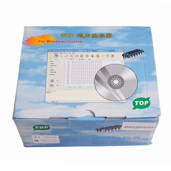 TOP3000 Universal Programmer for MCU and EPROMs Programming