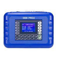 V48.88 SBB Pro2 Key Programmer Support Cars to Year 2017