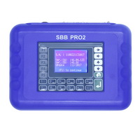 Latest Version SBB Pro2 Key Programmer V48.88 Support Cars to 2019.1