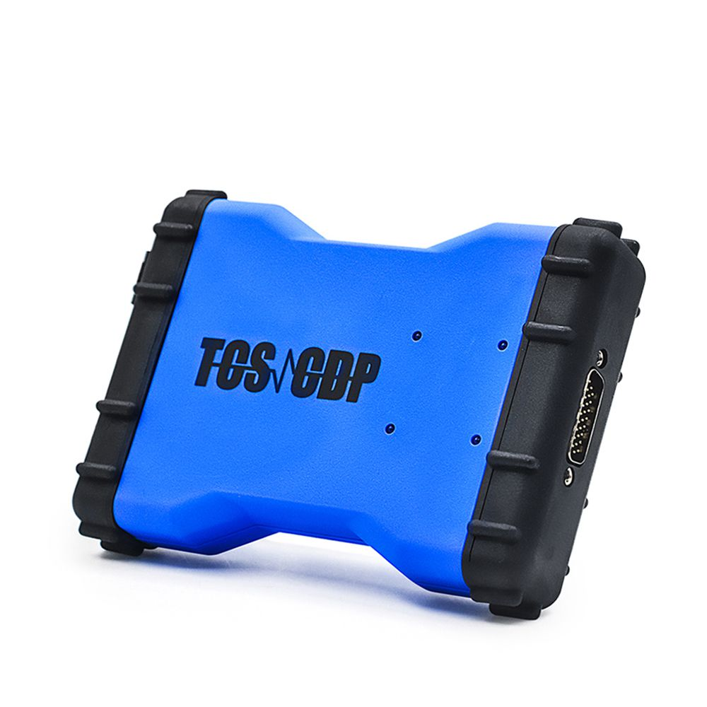 2019 Latest Version 2016R1 TCS CDP Car and Truck Diagnostic Tool