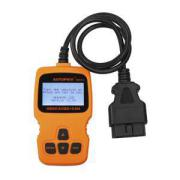 AUTOPHIX OM123 OBD2 EOBD CAN Hand-held Engine Code Reader (Orange Color)