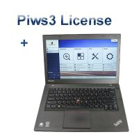 VXDIAG Porsche Tester III Piwis3 License with V38.40 Software SSD 240G and Lenovo T440P Laptop