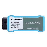 Promotion WIFI Version VXDIAG VCX NANO 5054 ODIS V4.3.3 Support UDS Protocol and Multi-language