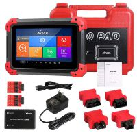 Newest XTOOL X100 PAD Key Programmer With Oil Rest Tool Odometer Adjustment and More Special Functions