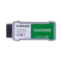 VXDIAG VCX NANO for Land Rover and Jaguar Software SDD V154 Offline Engineer Version